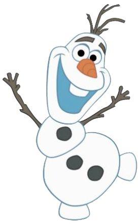 Christmas frozen clipart.