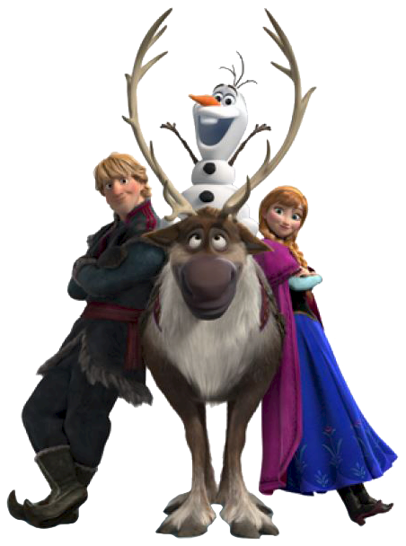Clip Art Disney's Frozen Clipart.