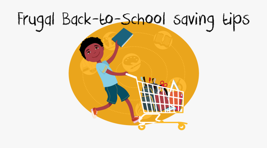 Frugal Back To School Saving Tips.