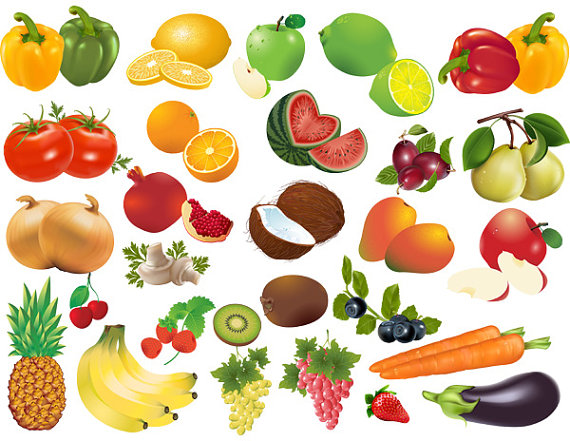 cute veggies clipart 20 free Cliparts | Download images on ...