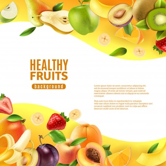 Fruits Vectors, Photos and PSD files.
