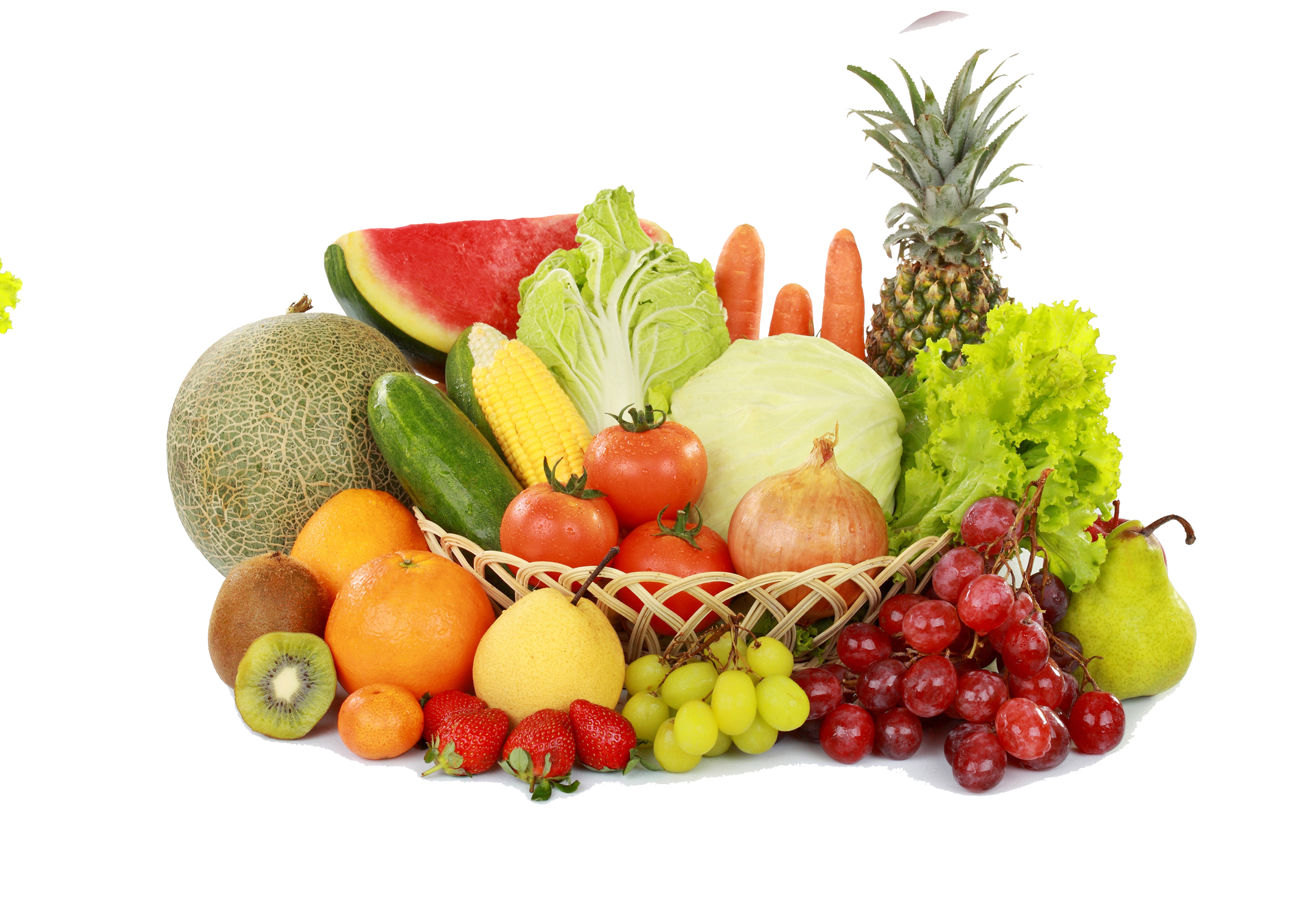 Mix Fruit PNG Image Transparent Background.