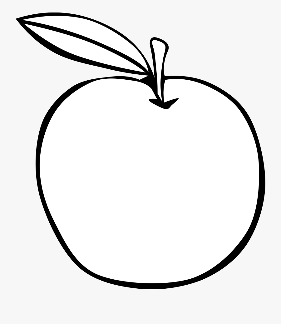Mango Fruits Clipart Black And White , Free Transparent.