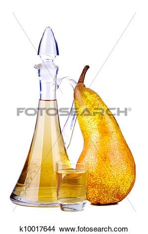 Stock Photo of fruit brandy k10017644.