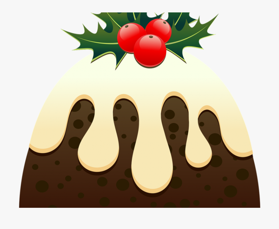 Transparent Fruit Cake Png.