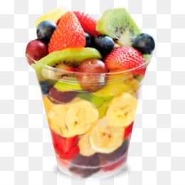 Fruit Cup PNG.