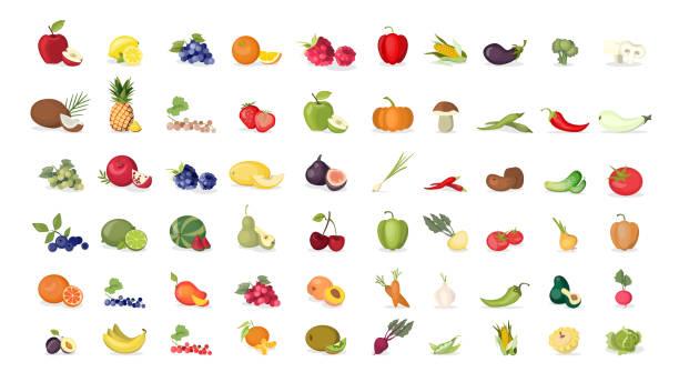 Best Fruit Illustrations, Royalty.