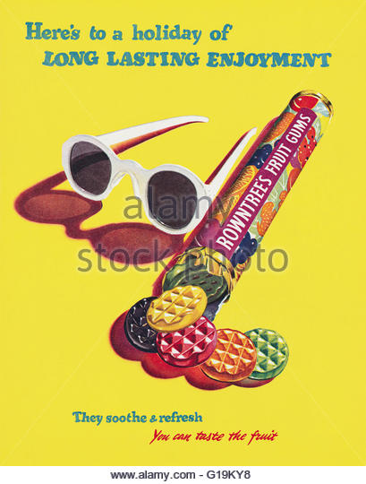 Rowntrees Fruit Gums Stock Photos & Rowntrees Fruit Gums Stock.