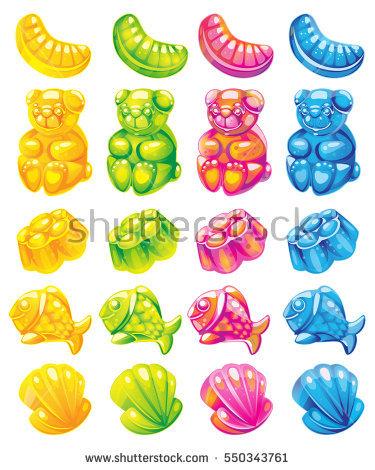 Fruit Gum Banco de imágenes. Fotos y vectores libres de derechos.