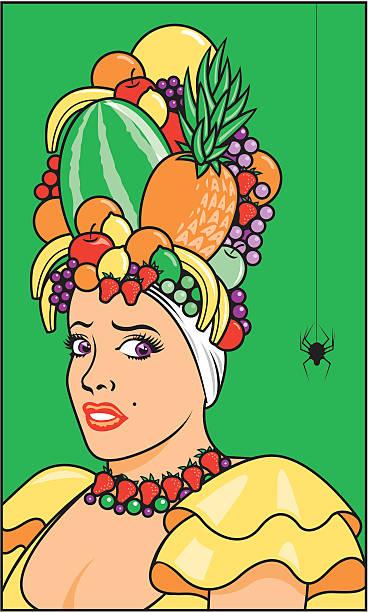 Best Fruit Hat Illustrations, Royalty.