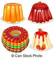 Candied fruit jelly Illustrations and Clipart. 451 Candied fruit.