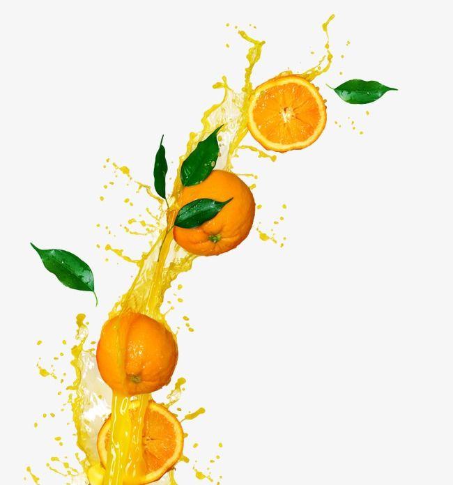 Orange Pictures, Orange Clipart, Orange Juice, Splash PNG.