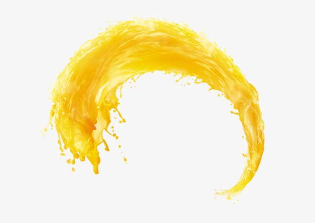 Orange Juice Juice Splash Effect PNG, Clipart, Effect.