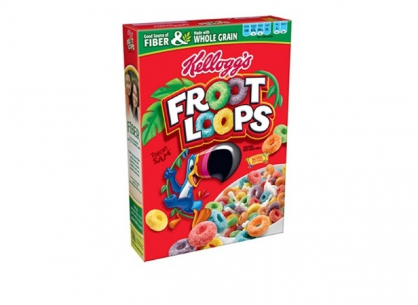 is your quothealthyquot cereal worse than froot loops eat this not.