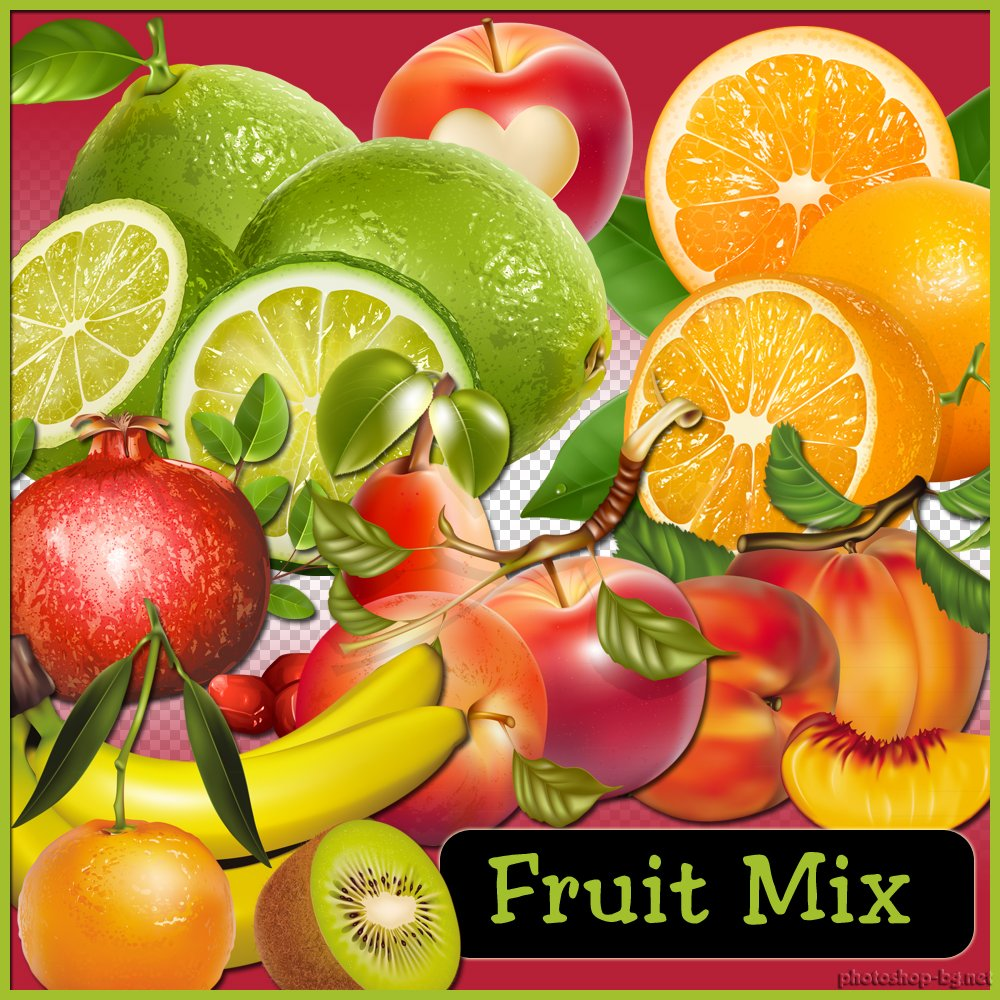 Fruit Mix.