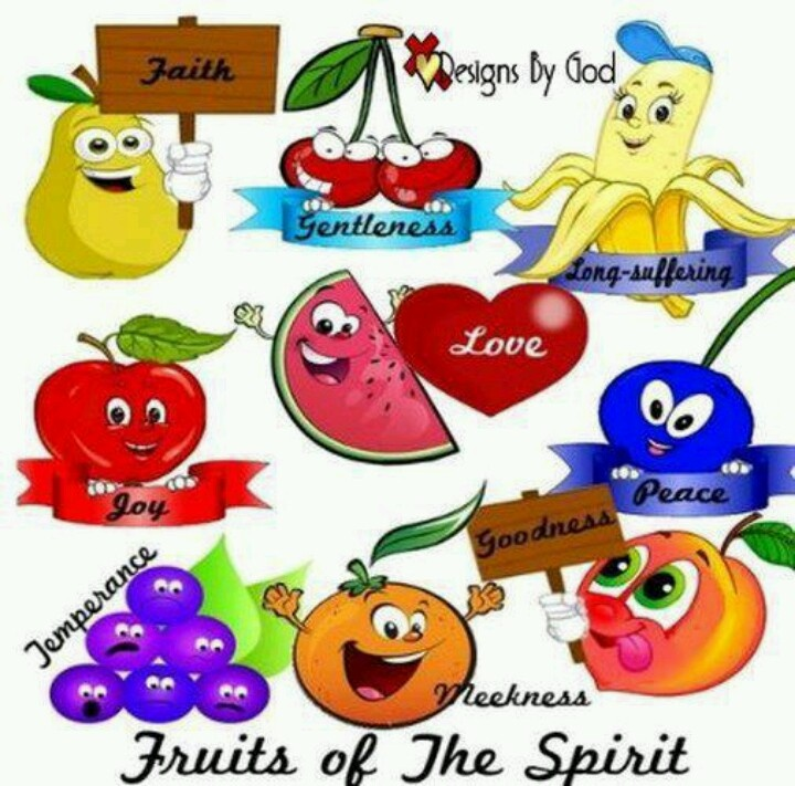 1000+ images about Fruits of the Spirit Decorating on Pinterest.