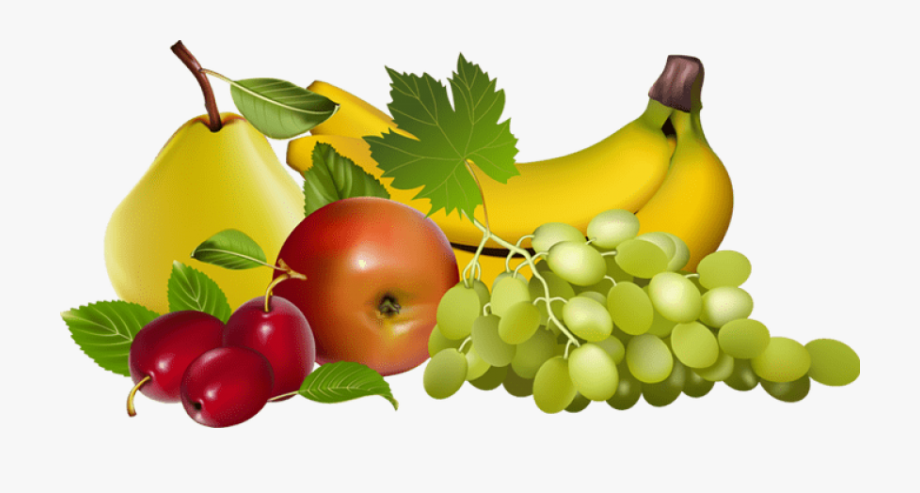 Basket Clipart Fruit.