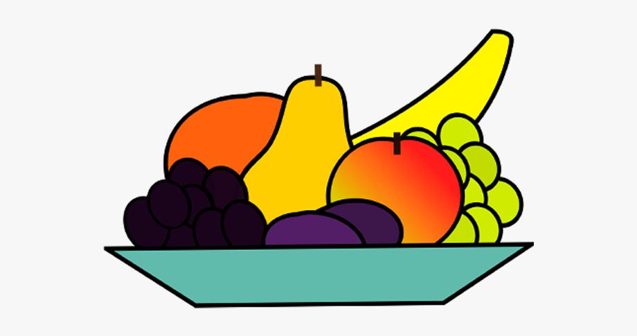 Fruit Plate Clipart , Transparent Cartoon, Free Cliparts.