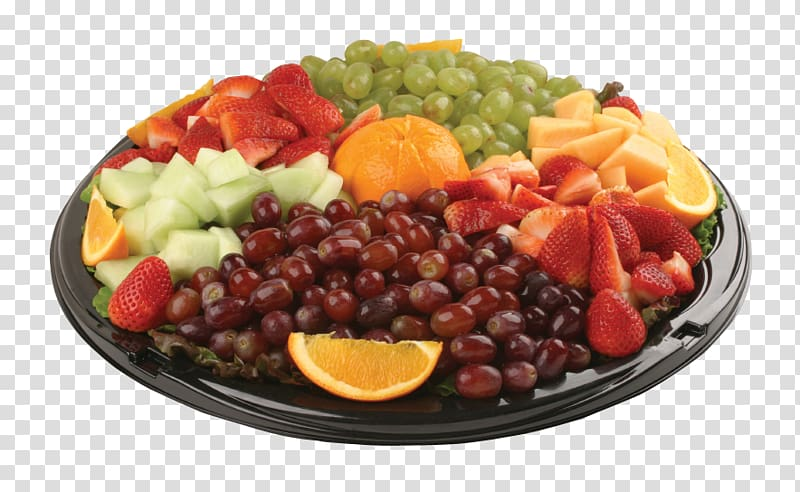 Fruit salad Platter Tray Cheese, food transparent background.