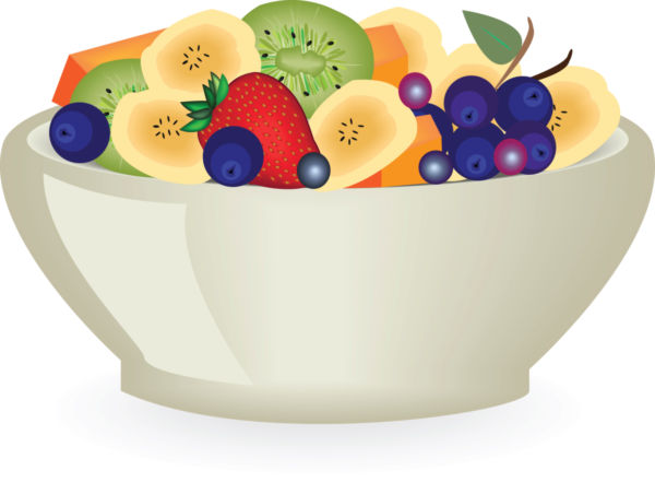 Fruit Salad Clipart.