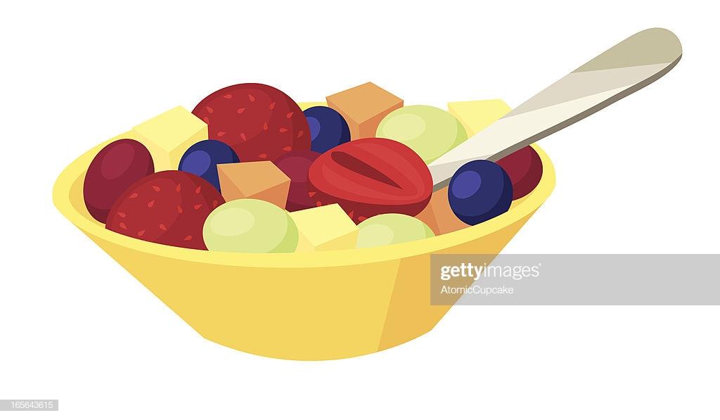 60 Top Fruit Salad Stock Illustrations, Clip art, Cartoons, & Icons.