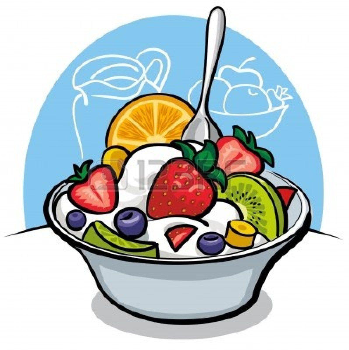 fruit salad clip art.
