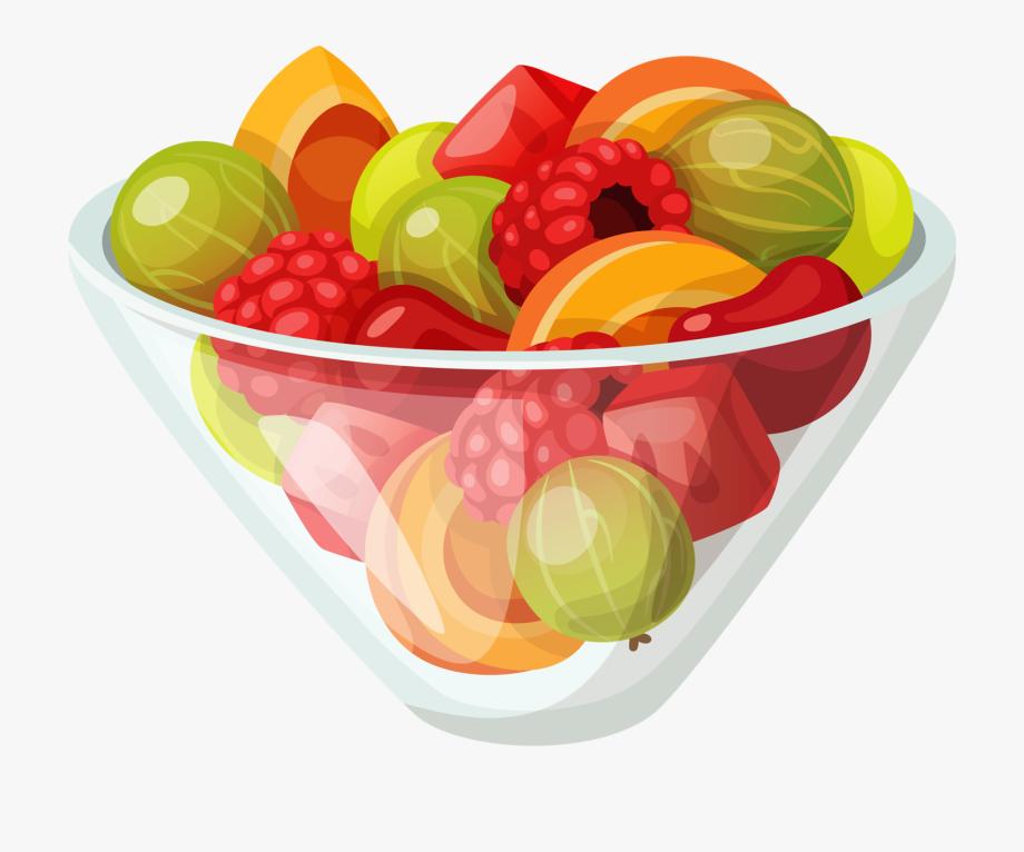 Fruit Salad Clip Art , Png Download.