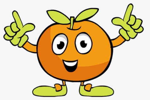 Free Fruit Seller Clip Art with No Background.