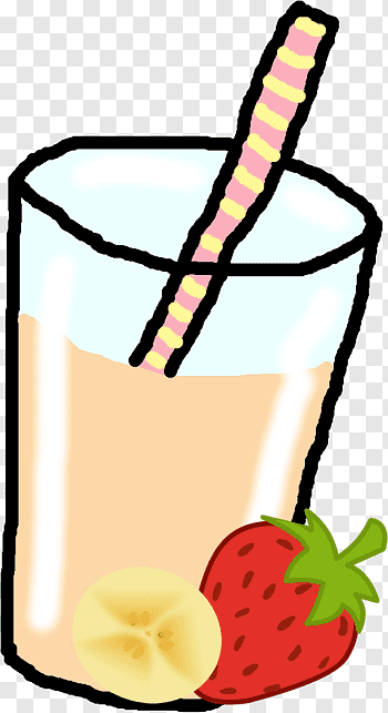 Banana Smoothie cutout PNG & clipart images.