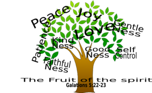 The Fruit Of The Spirit Clip Art at Clker.com.