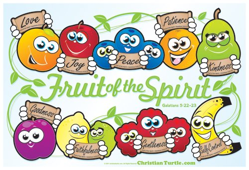 Goodness Fruit Of The Spirit Clip Art, Fruit Of The Spirit Free.