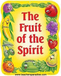 Fruit Of The Spirit Clipart.