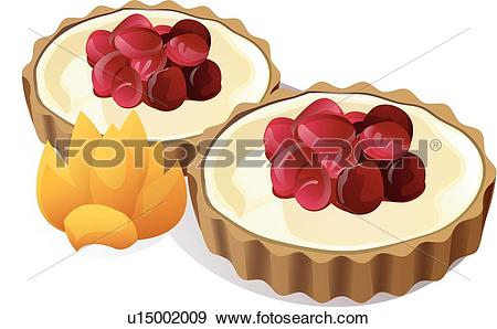 Fruit tart Clip Art Illustrations. 696 fruit tart clipart EPS.