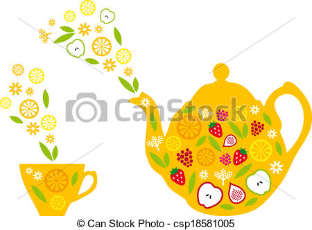 Fruit Cup Clipart.