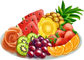 Fruit tray clipart 1 » Clipart Portal.