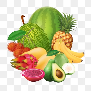 Fruit Tray PNG Images.