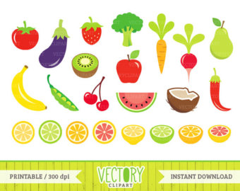 Fruit wall fibers clipart #20