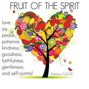 "A Fruitful Tree"" (Sermon on Galatians 5:16."