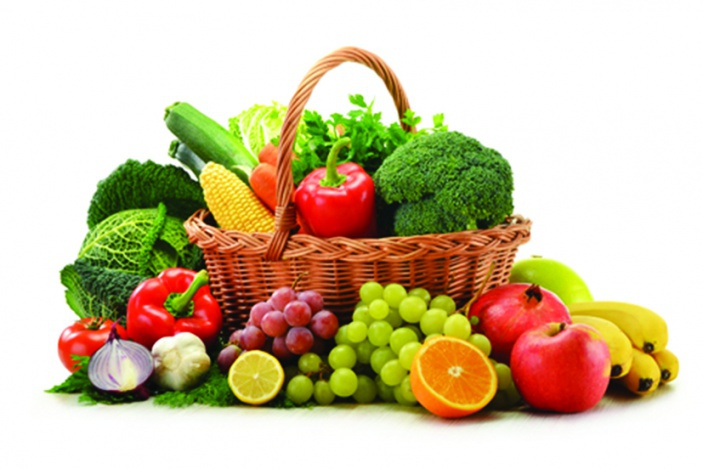 Pictures Of Fruits And Vegetables In A Basket for Fruit Vegetables.