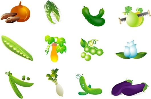 Fruits and vegetables clip art free vector download (221,645.