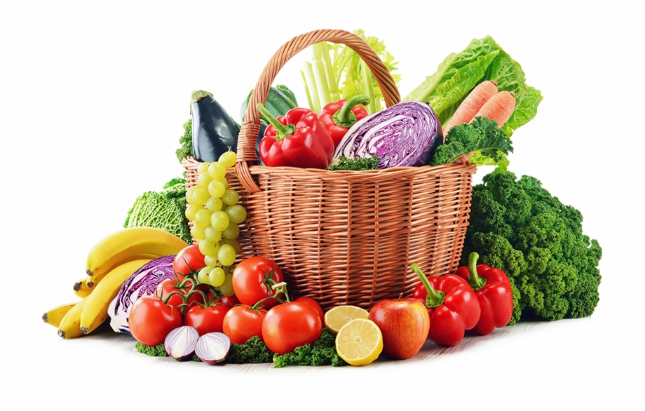 Fruits And Vegetables Png Free PNG Images & Clipart Download #896338.