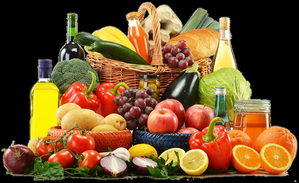 Fruit Free Vegetables Healthy.