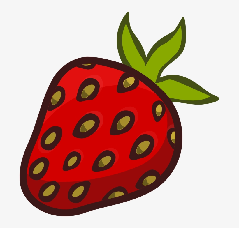 Strawberry Clipart Strawberry Fruit Clip Art Clipartandscrap.
