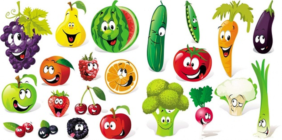 Food Icon Background clipart.