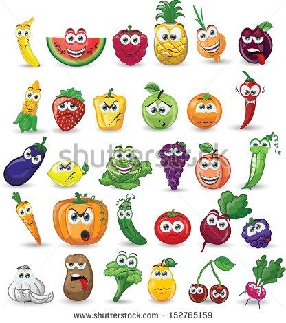 drawings+of+vegetables.
