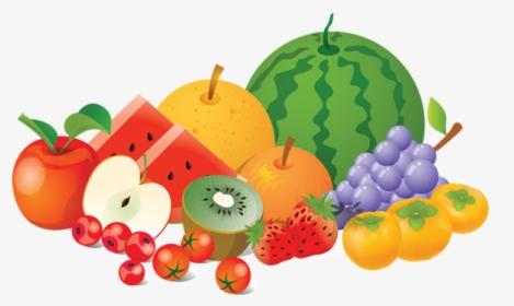 Fruits Clipart PNG Images, Transparent Fruits Clipart Image.
