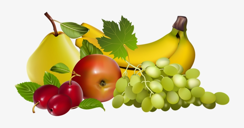 Fruits Clipart Png.