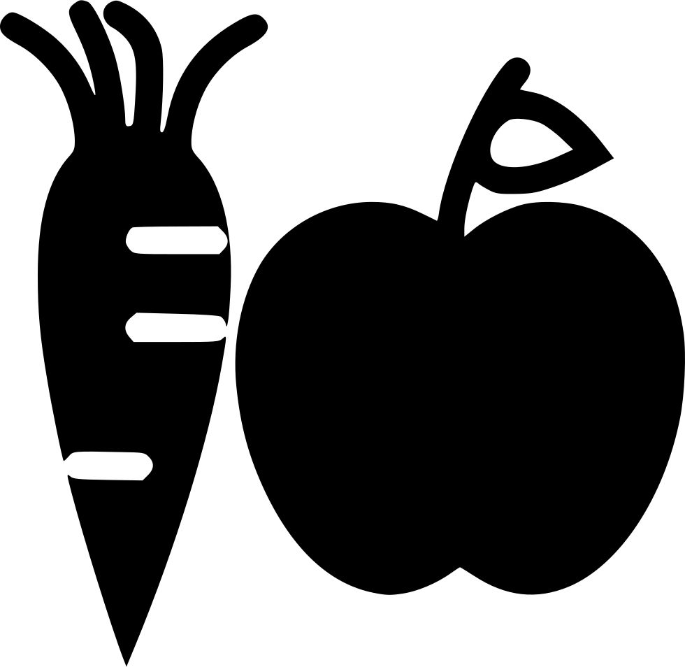 Fruits Vegetables Svg Png Icon Free Download (#498642.
