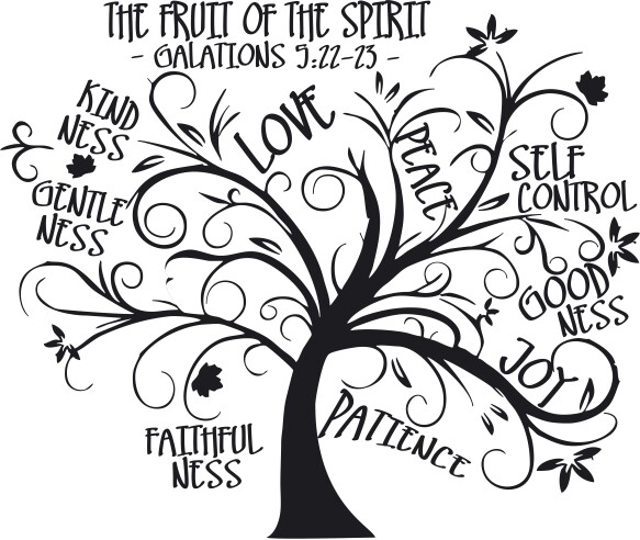What I am enjoying is the working of the Holy Spirit in my heart.