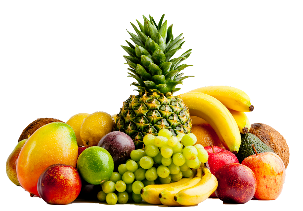 Fruits Png.